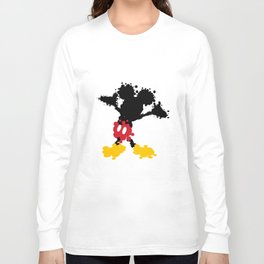Mickey Mouse Paint Splat Magic Long Sleeve T-shirt