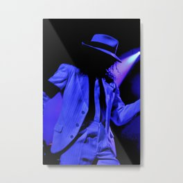 Annie Are You Okay? (MJ) Metal Print