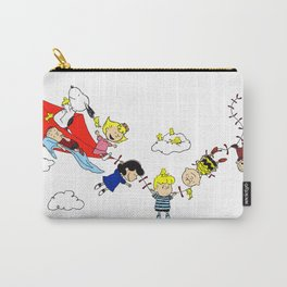 Peanuts Gang Carry-All Pouch