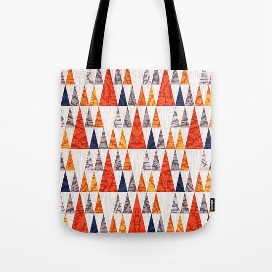 TEEPEE TOWN Tote Bag