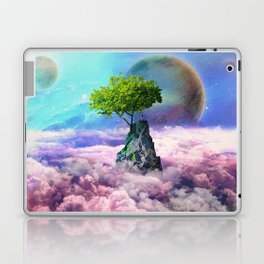 spectator of worlds Laptop & iPad Skin