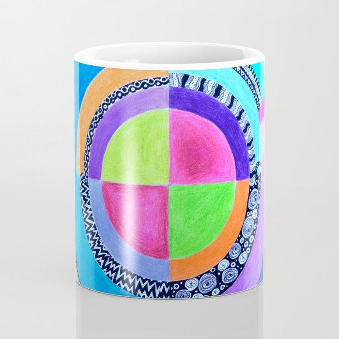 Meditation Mandala Coffee Mug