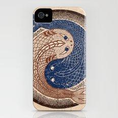 shuiwudáo yin yang mandala iPhone (4, 4s) Slim Case