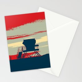 Tower Graphic Stationery Cards
