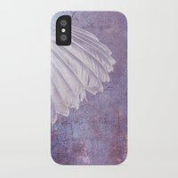 angel wings iPhone & iPod Cases featuring WINGS by INA FineArt