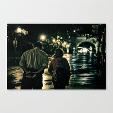 Let's Grow Old Together Canvas Print