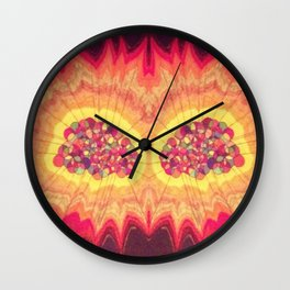 The Creator Of It All Wall Clock