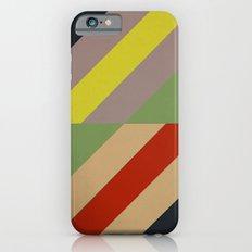 Modernist Geometric Graphic Art Slim Case iPhone 6s