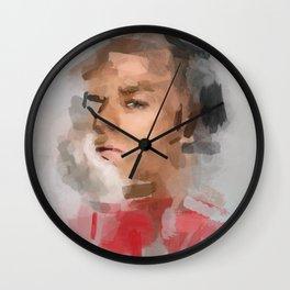 TV Show Poster Wall Clock