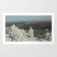 narnia Art Prints featuring Narnia by JukkaA