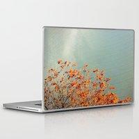 swim Laptop & iPad Skins featuring Swim by Kaloric Designs
