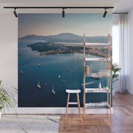 Kerkira Corfu Dreamscape Wall Mural