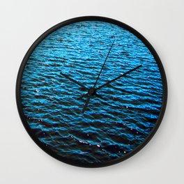 .deep. Wall Clock