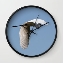 Flying Bird Wall Clock