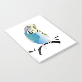 Budgie Love Notebook
