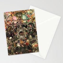 Mandara [Sufferings caricature] Stationery Cards