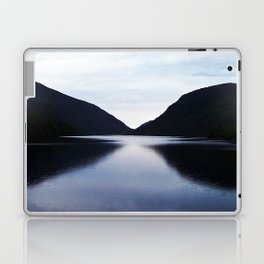Mountain Lake Reflection Laptop & iPad Skin