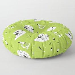 Histology Floor Pillow