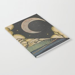 Lune Moon Notebook