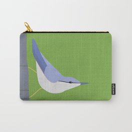 Tree Creeper  Carry-All Pouch