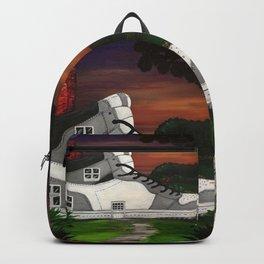 Shoe Value Backpack