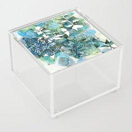 Beauty Of Chaos 1 Acrylic Box
