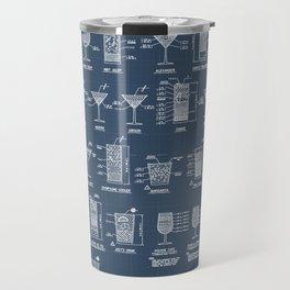 COCKTAIL poster Travel Mug