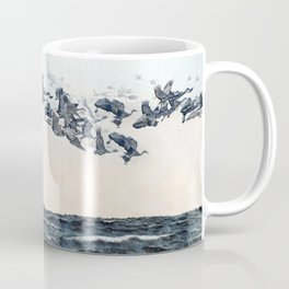 Old men should be explorers Coffee Mug