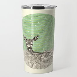 A deer Travel Mug