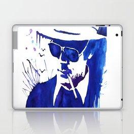 Hunter Thompson Laptop & iPad Skin