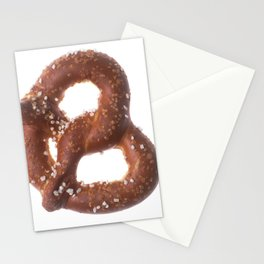 Salted Pretzel Stationery Cards
