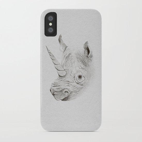 Rhinoplasty iPhone Case