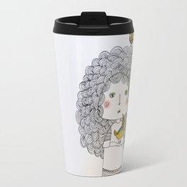 G I R L  Travel Mug