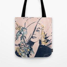 Loveless Monroe Tote Bag