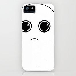 Ghosty iPhone Case