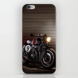 Cafe Racer cb750 Macco iPhone Skin