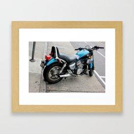 OOPS!...Meter Expired Framed Art Print