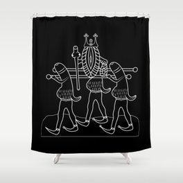 Your Highness Shower Curtain