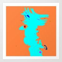 Toothless - 1 Art Print