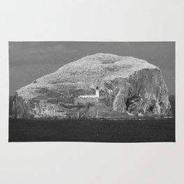Bass Rock, Scotland Rug