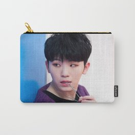 Woozi / Lee Ji Hoon - Seventeen Carry-All Pouch