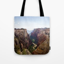 Observation Point Tote Bag
