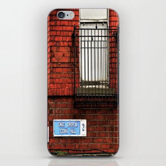 Exchange St. & Cork Hill iPhone & iPod Skin