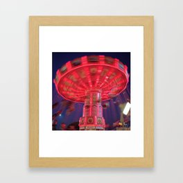 Waveswinger No.3 Framed Art Print