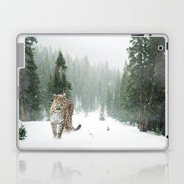 Leopard persian Laptop & iPad Skin