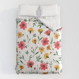Prato Fiorito Comforters