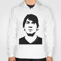 messi Hoodies featuring messi by b & c