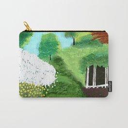 springtime Gazebo Carry-All Pouch