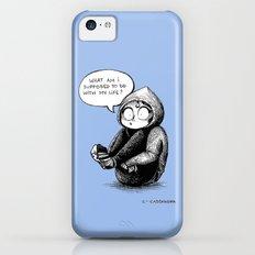 quarter life crisis Slim Case iPhone 5c