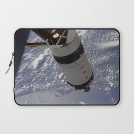 Apollo 7 - Saturn V over Cape Canaveral Laptop Sleeve